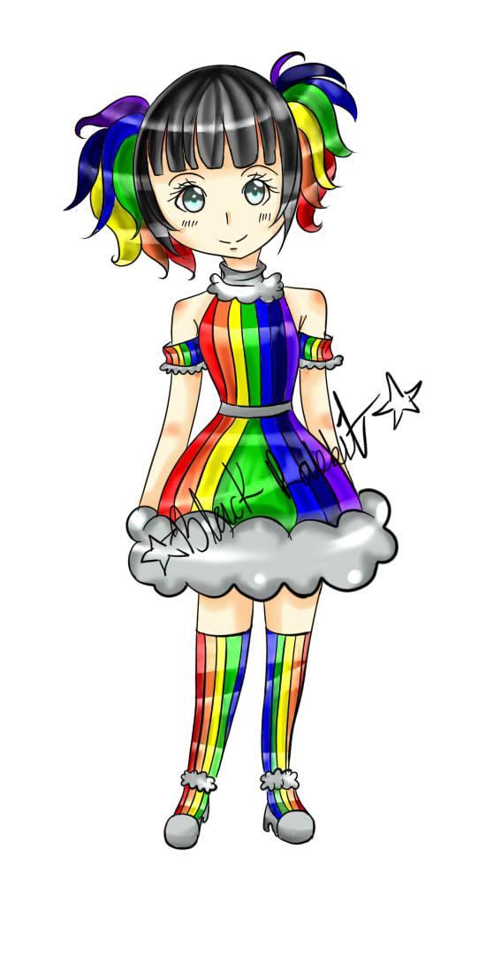 Art from Kuro-Rabbit:Najika by Kuro-Rabbit