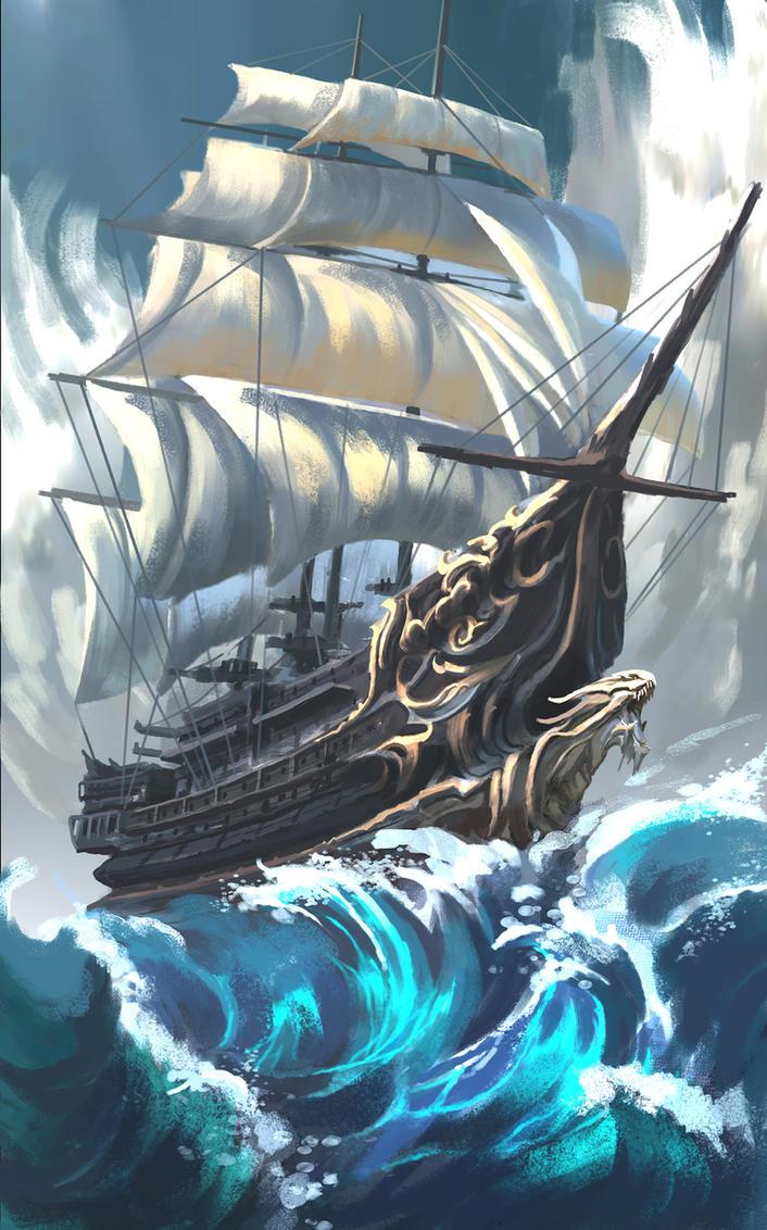 Ship by huyztr
