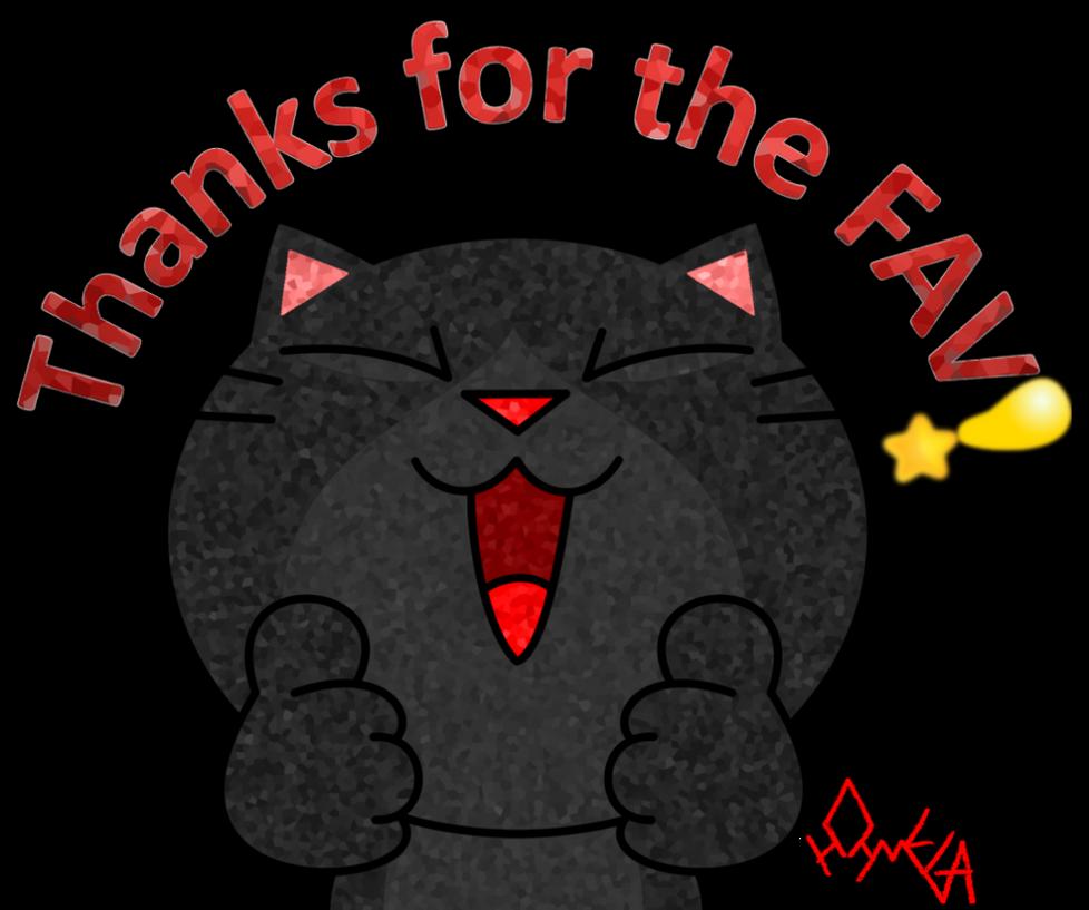 Thanks for the Fav
