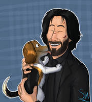 A better ending to John Wick