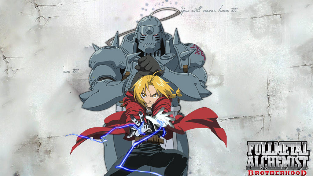 fullmetal alchemist brotherhood wallpaper by manyueru on