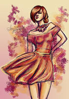 Designer Debbie II by airyfairyamy