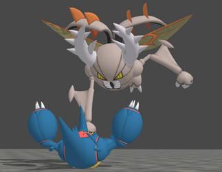 Battle Bugs V2 by zoid162010