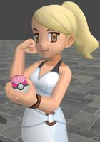 XPS Pokemon Sun and Moon Beauty by zoid162010