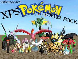 XPS Pokemon Mega Pack