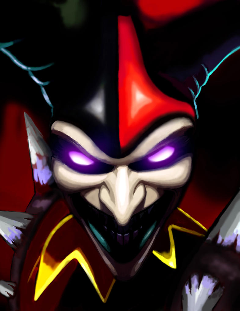 Shaco, The Demon Jester | League of Legends by CAraracap ...
