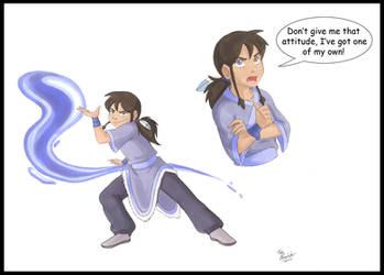 Avatar OC: Nita by ThePhoebster