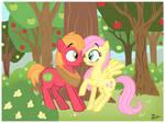 Love Under The Apple Tree