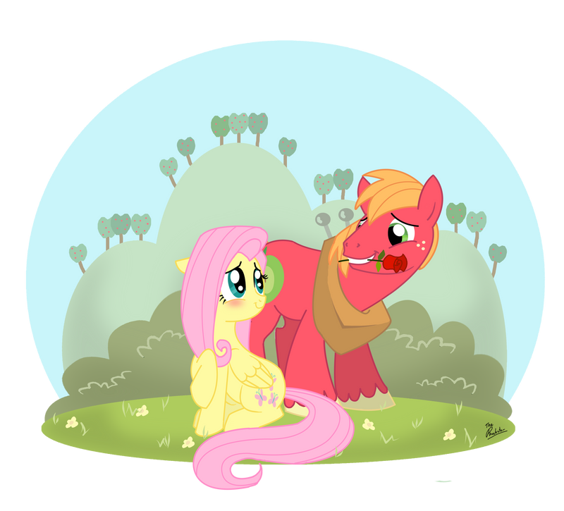 Fluttermac: For You.. by ThePhoebster