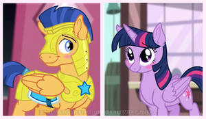 Flashlight: A Fleeting Glance by ThePhoebster