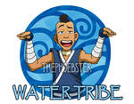 Watertribe Sticker by ThePhoebster