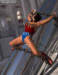 Wonder Woman Rocket Image 2