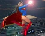 Supergirl New 52 Tinker.