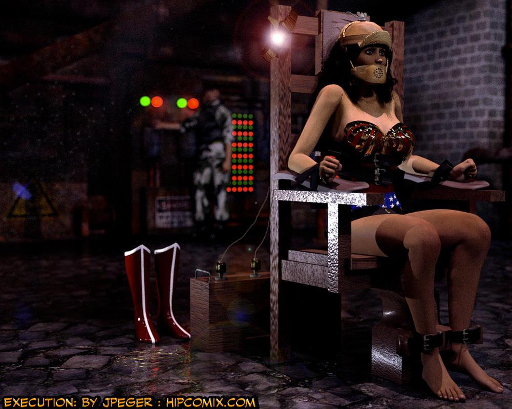 erotic illusions peril female executions