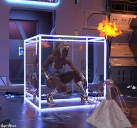 She-Ra - Imprisoned in the Plunder Room