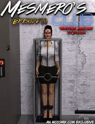 Mesmero's Club Episode 20 Cover by thejpeger