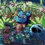 Melvin Is Back by GregTheBlackFox