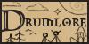 Drumlore Group Badge by Iivari-Matias