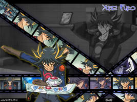 Another Yusei wallpaper by SakuraSadameWingz