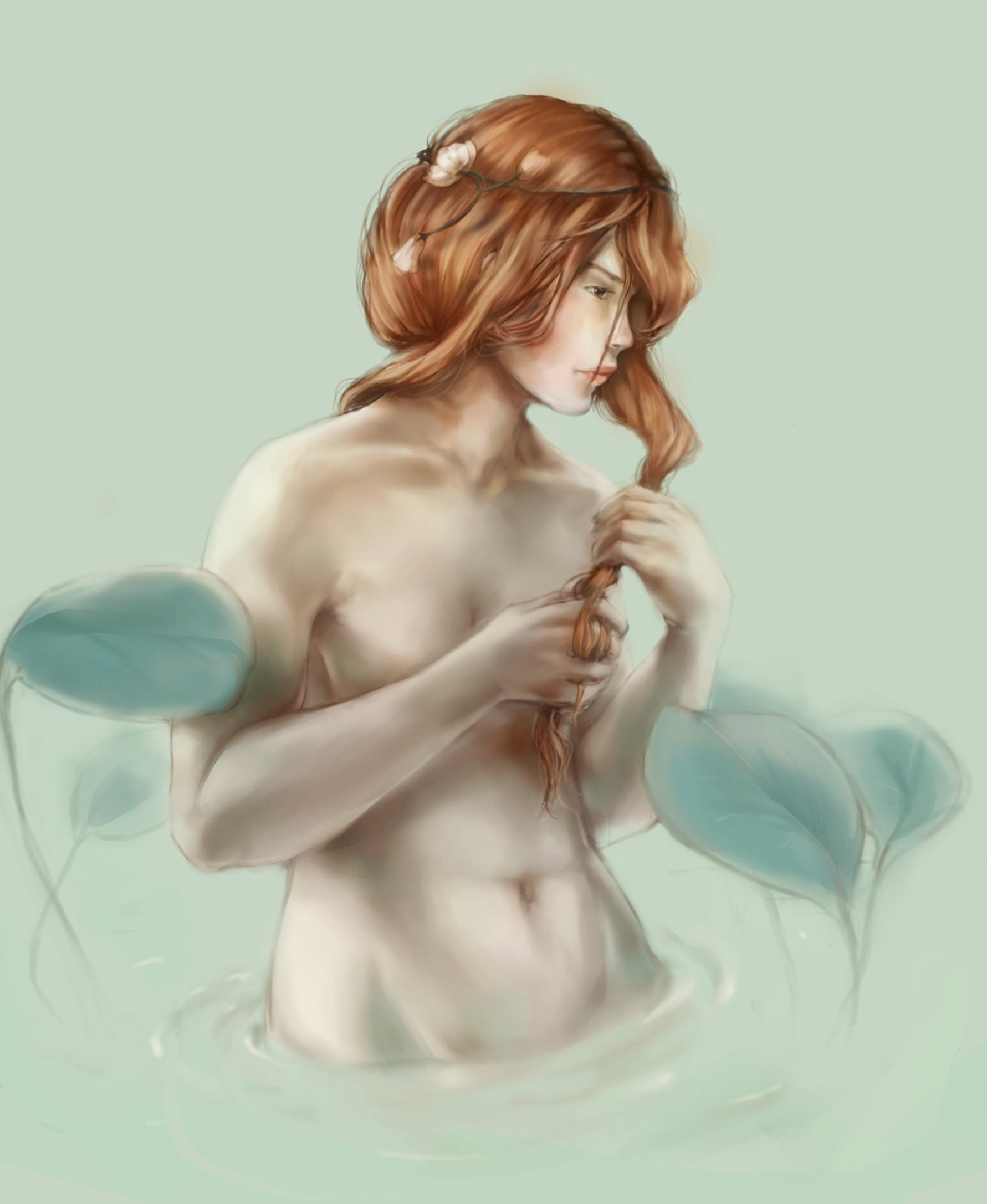 Nymph by Stigerea