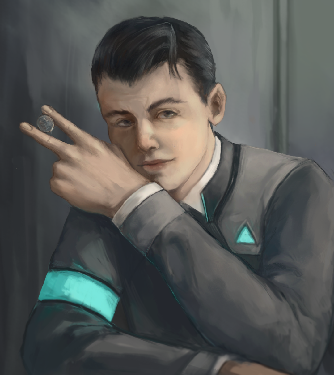 Connor RK800 by Stigerea