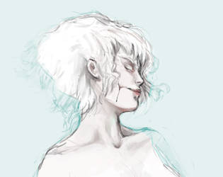 [sketch]Peace by Stigerea