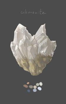Colemanite