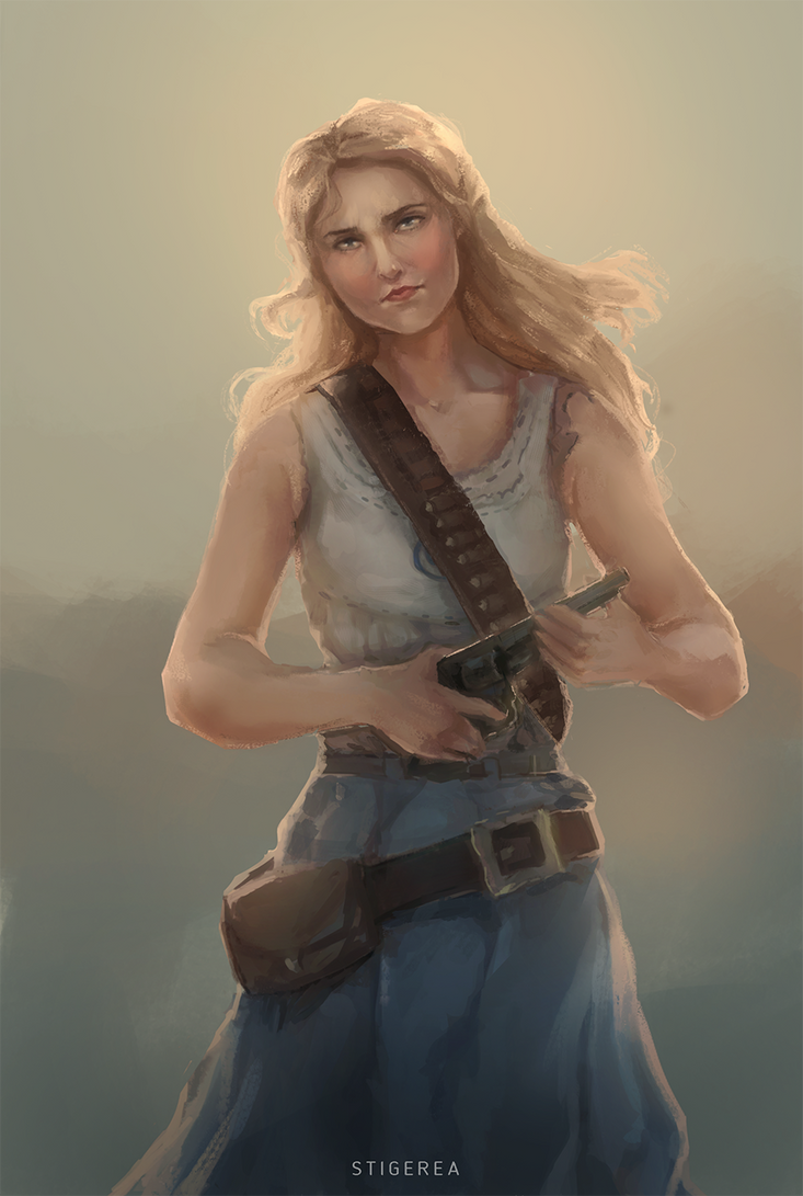 Dolores by Stigerea