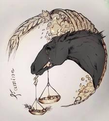 Famine - Horses of Apocalypse