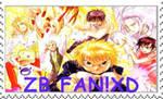 Zatch bell stamp by hikaripachirisu