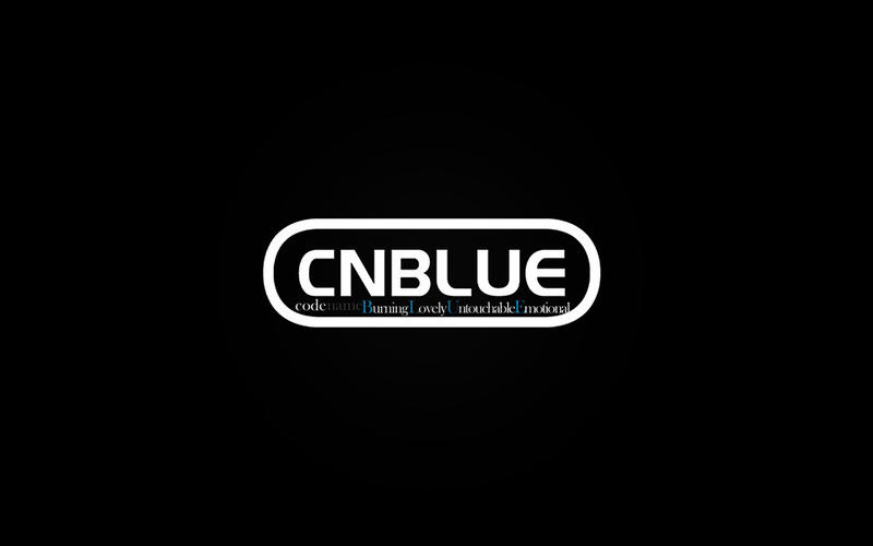 CNBLUE Logo Wallpaper by LegenDesign