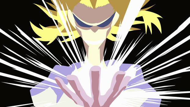 All Might (One for All) - Hero Academia Minimalist
