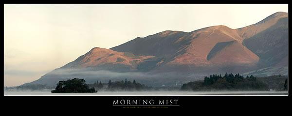 Morning Mist by mahgnitton