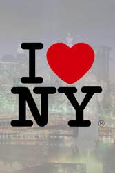 I Love NY 2 iPhone-iPod Touch