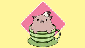 Kitty in a Cup