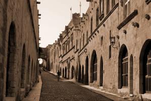 Rhodes Sepia