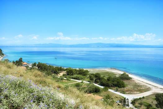 I miss Greek summer