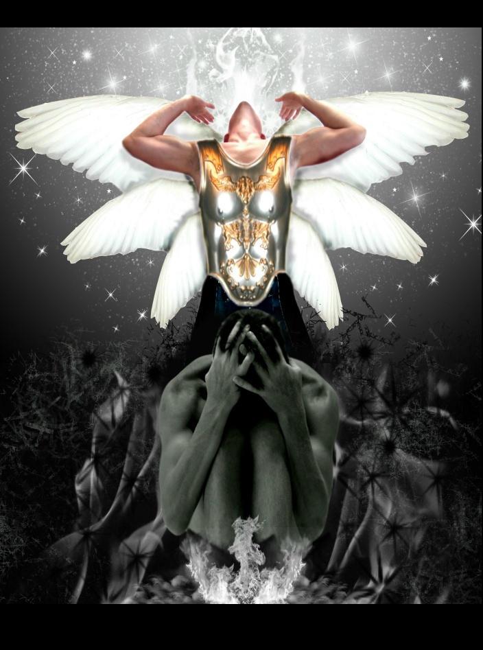 Angel Of Despair II by The-Fattness on DeviantArt