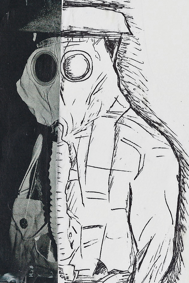 Gasmask WWI by Quity190