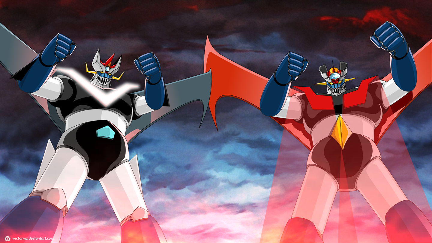 Mazinger z rencontre great mazinger