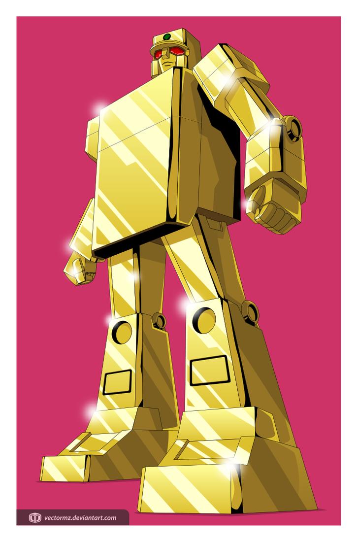 Gold lightan by vectormz