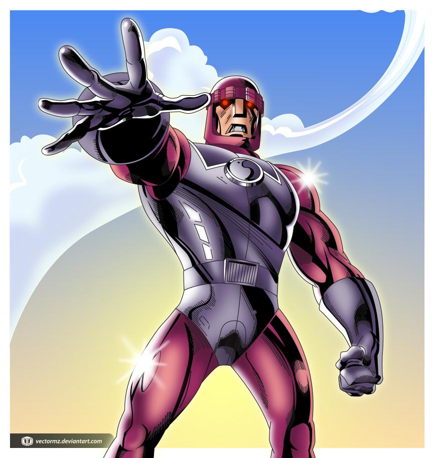 MARVEL Sentinel by vectormz