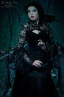 The Lady Crow by Kurtzan
