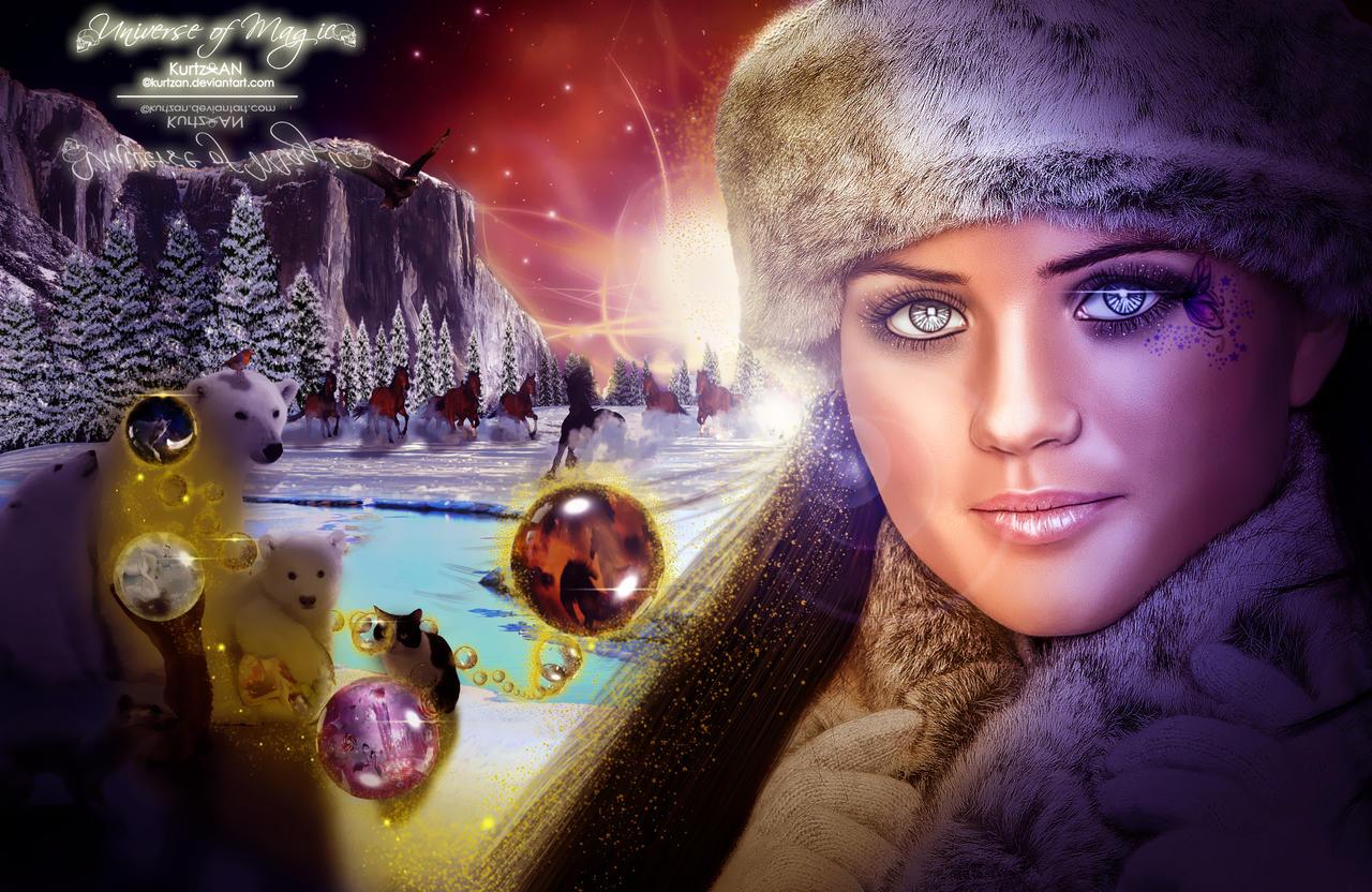 Universe of Magic by Kurtzan