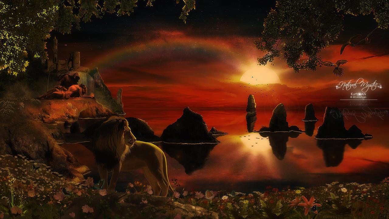 Natural Mystic by Kurtzan