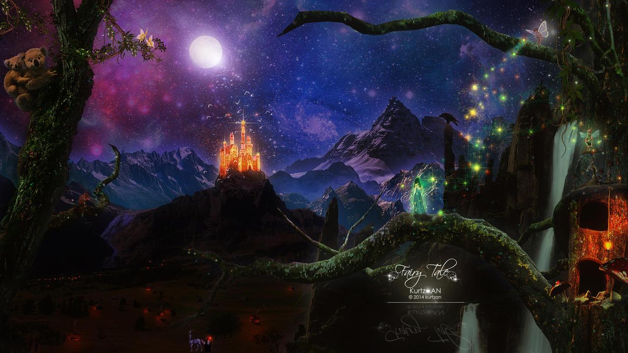 Fairy Tale by Kurtzan