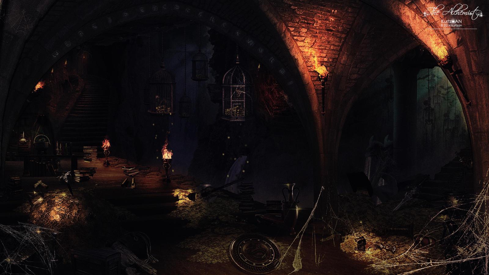 The Alchemist by Kurtzan