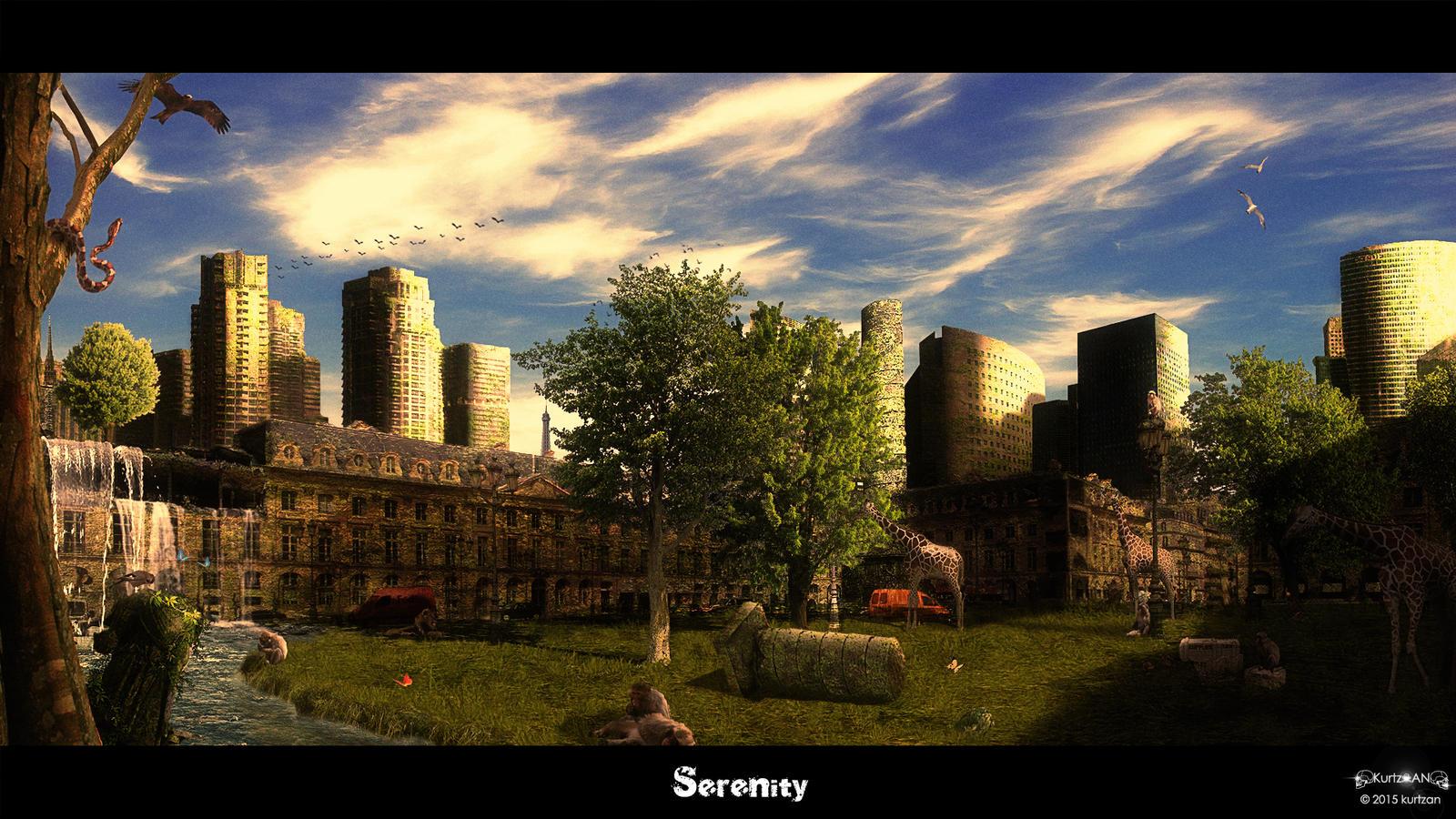 Serenity by Kurtzan