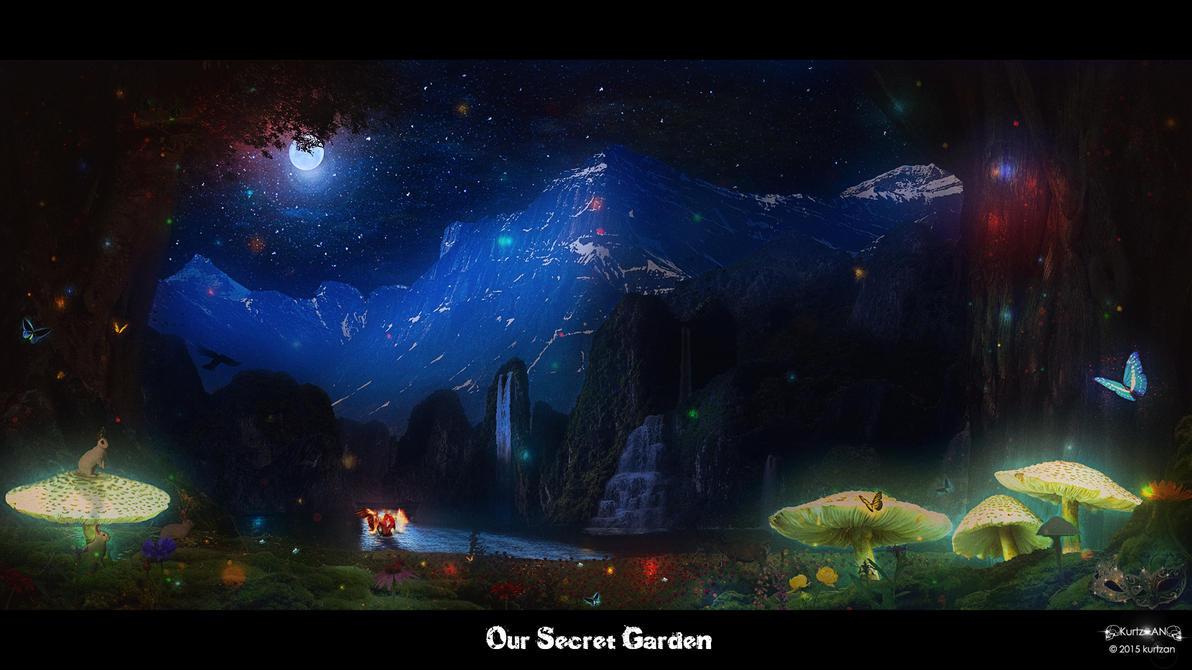 Our Secret Garden by Kurtzan