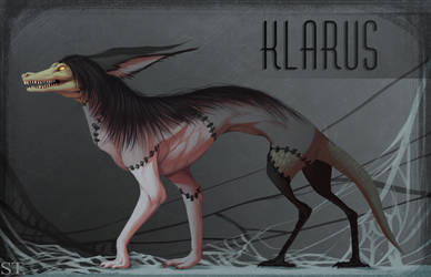 [CLOSED] Adopt Auction - KLARUS by Terriniss